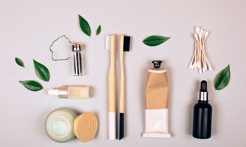 Zero waste self care products